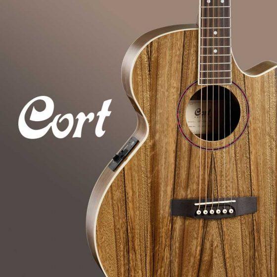 Cort Acoustic Guitars