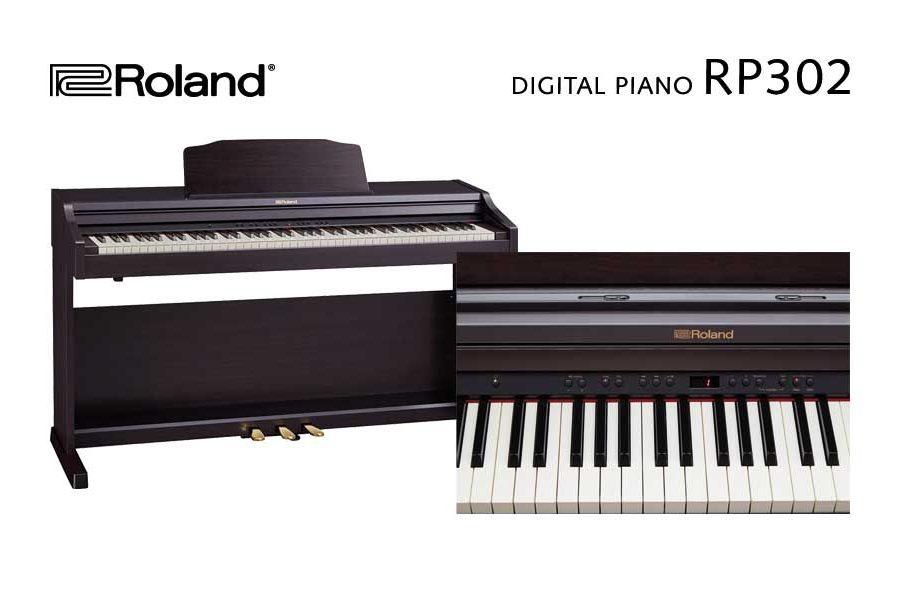 Roland Digital Piano RP302