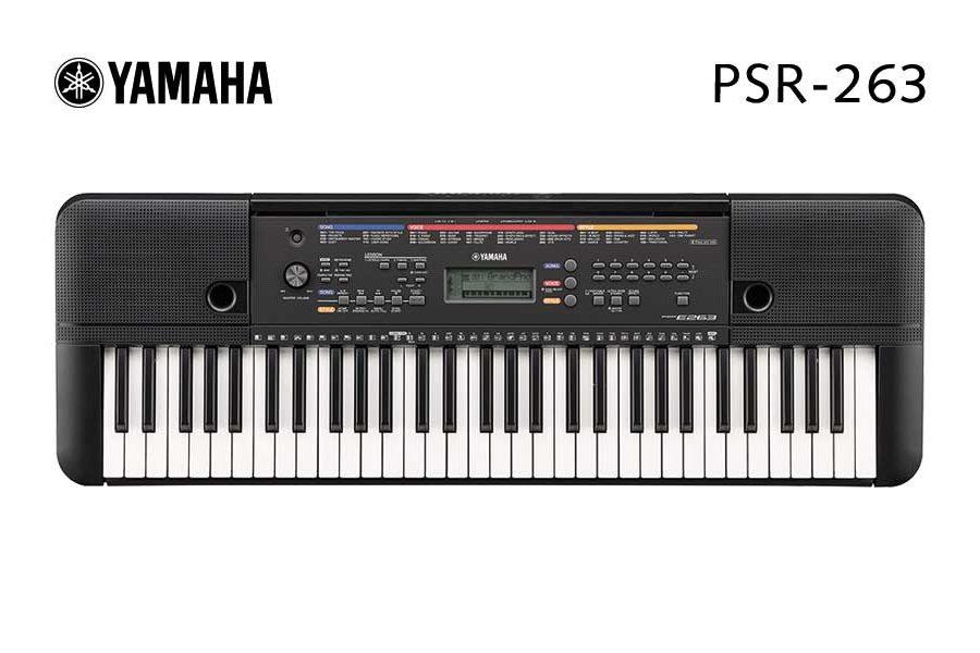 Yamaha Keyboard PSR263