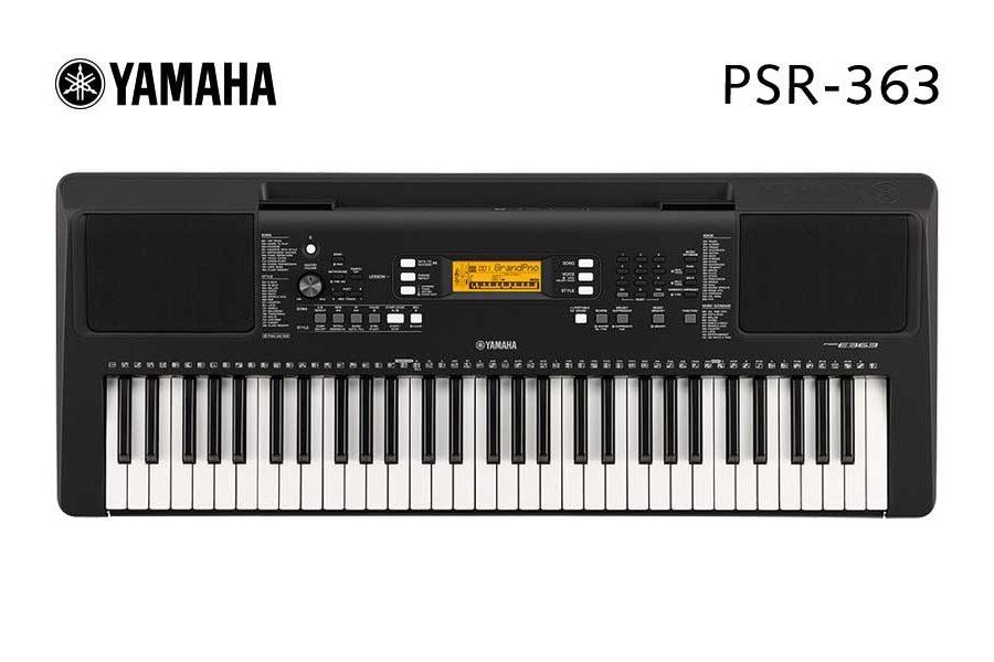 Yamaha Keyboard PSR363