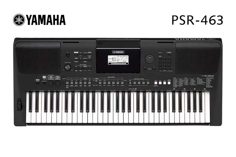 Yamaha Keyboard PSR463